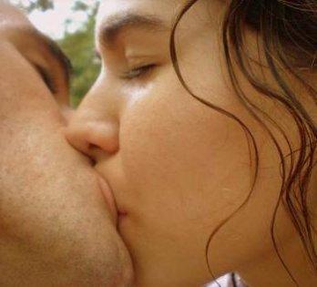 Как правельно целоваться
