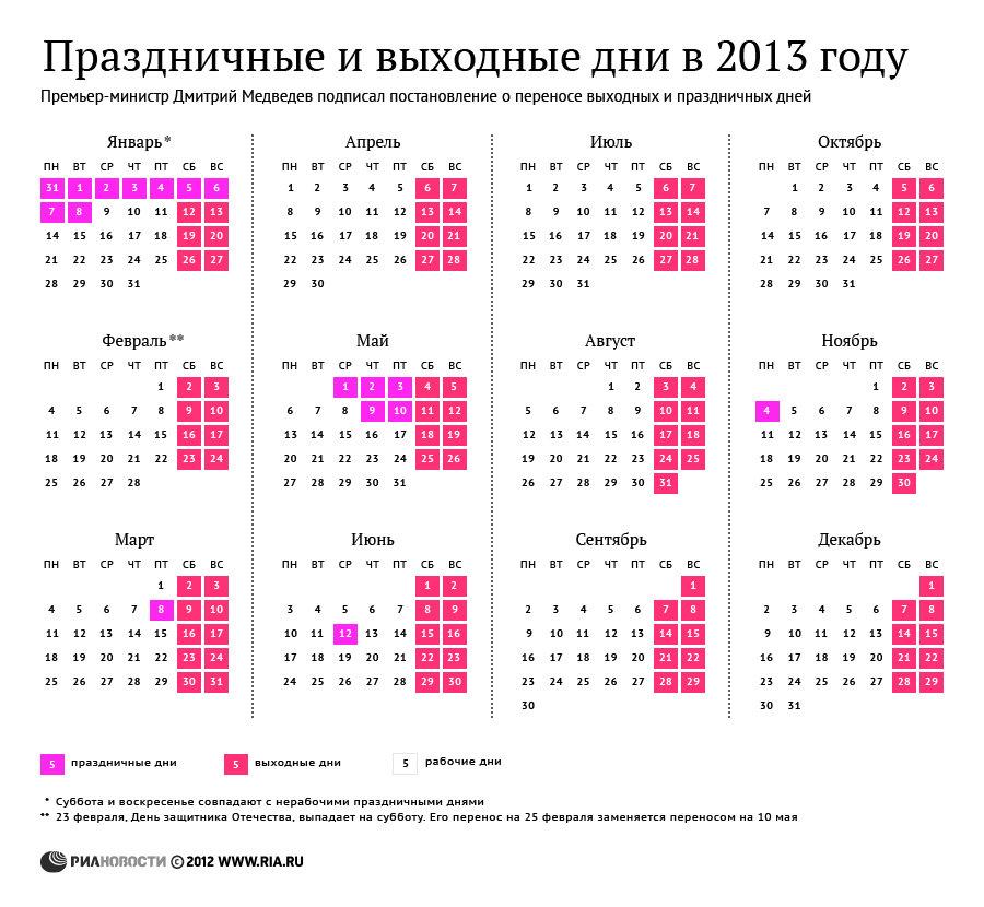 Календарь на 2013 год скачать бесплатно